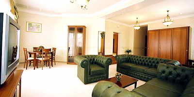 Ukraine Odessa Morskoy Hotel Presidential Suite, with terrace (65+25 sq.m.)