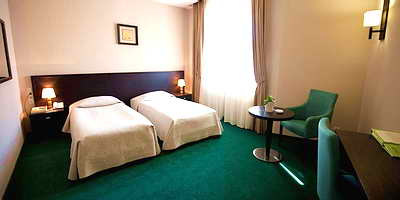 Ukraine Odessa Promenada Hotel Standard room, one room (24 sq.m.) photo 2
