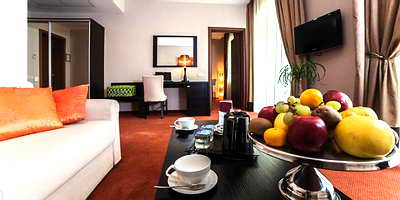 Ukraine Odessa Promenada Hotel Suite, two rooms (42 sq.m.)